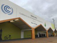 Bezoek aan COP Parijs (december 2015)